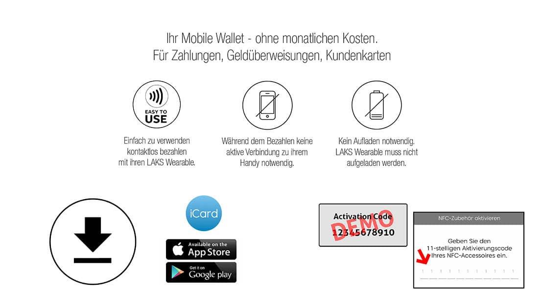 Aktivation icard